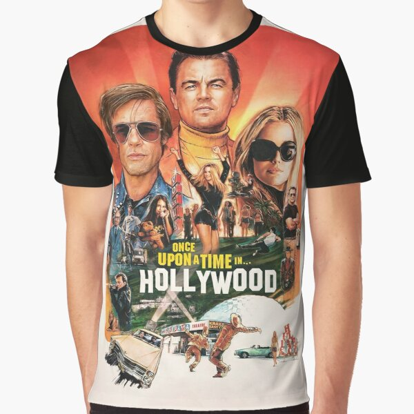 Once Upon a Time ... in Hollywood Graphic T-Shirt
