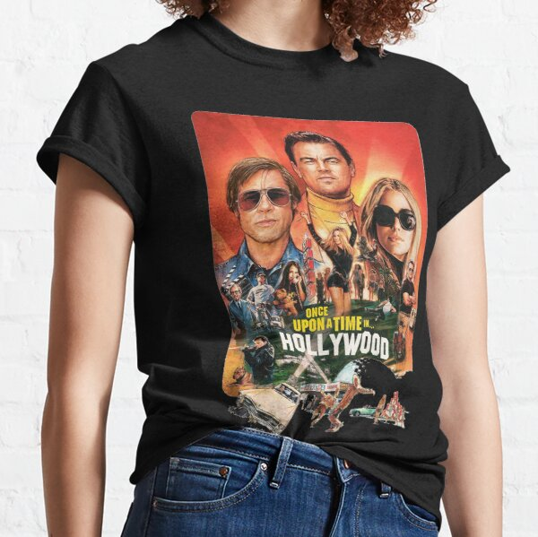 Once Upon a Time in Hollywood Classic T-Shirt