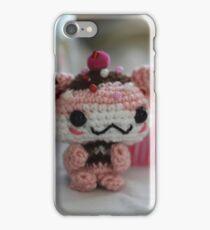 Hamster Cupcake iPhone Case/Skin