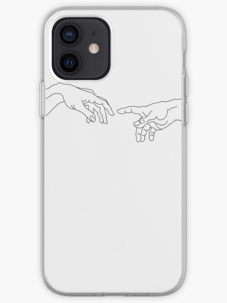Création de l'Homme   Coque iPhone
