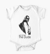 """Just Call Me """"The Dude"""" One Piece - Short Sleeve"""