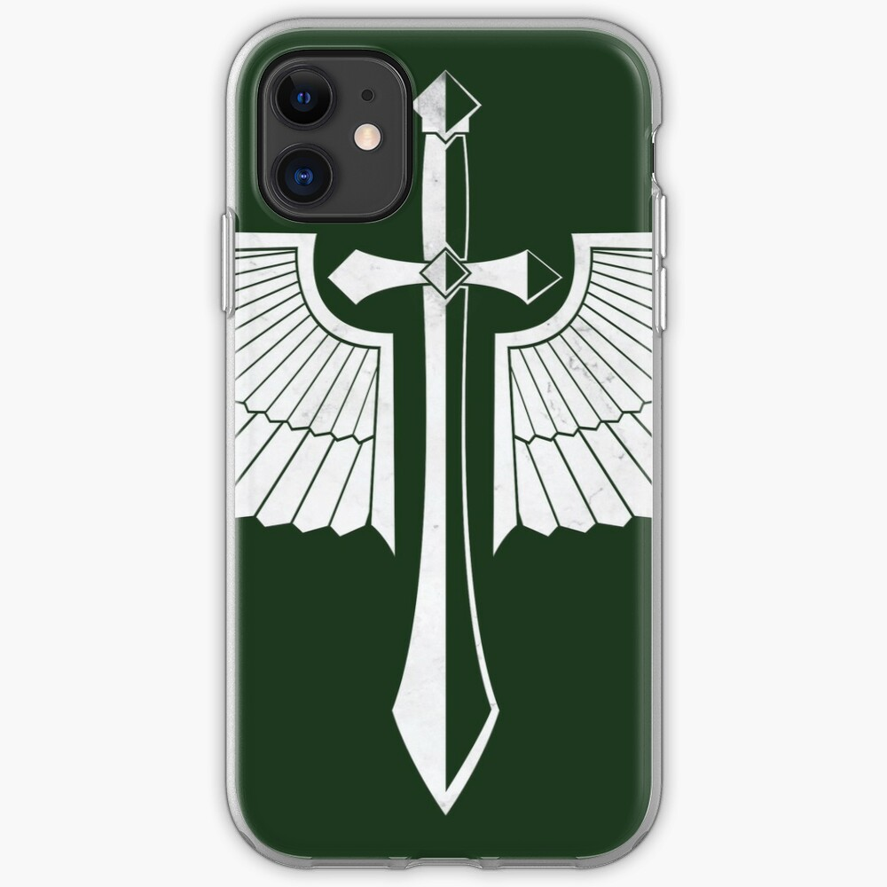 The winged Sword iPhone Case & Cover