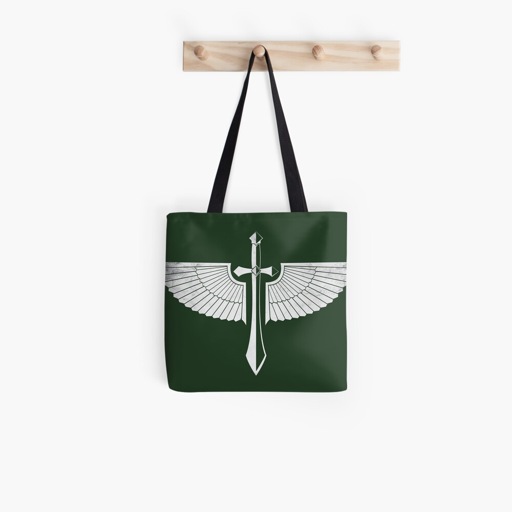 The winged Sword Tote Bag