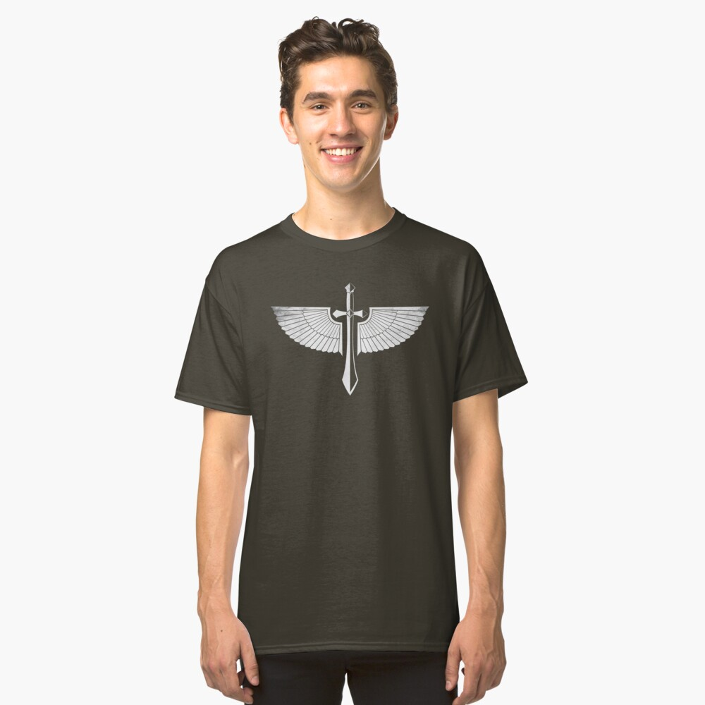 The winged Sword Classic T-Shirt