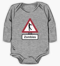 Caution: Zombies Kids Clothes