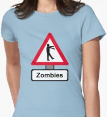 Caution: Zombies T-Shirt