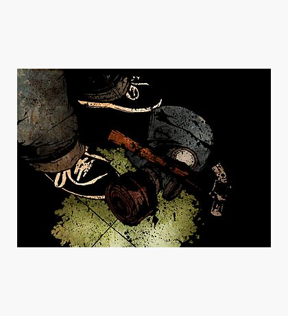 Leroy - Weapons Of War Photographic Print