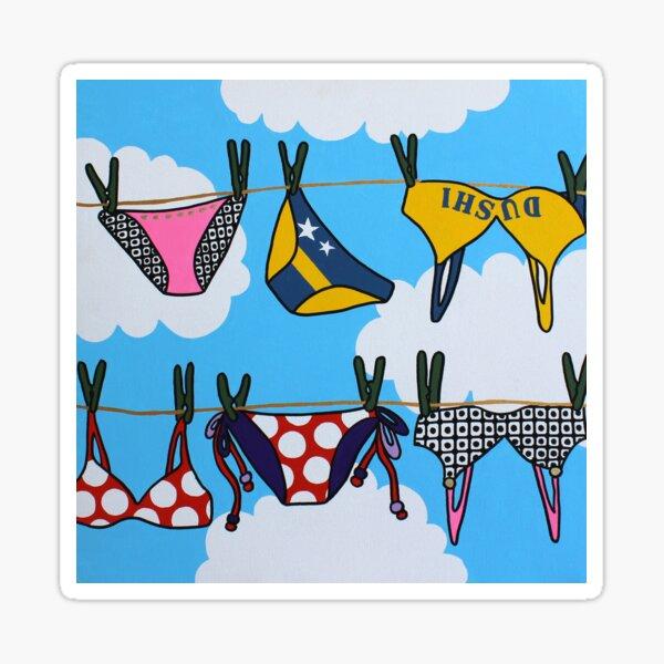Dushi bikini's Sticker