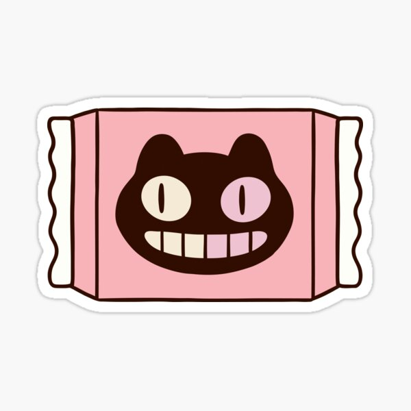 Cookie Cat from Steven Universe Sticker