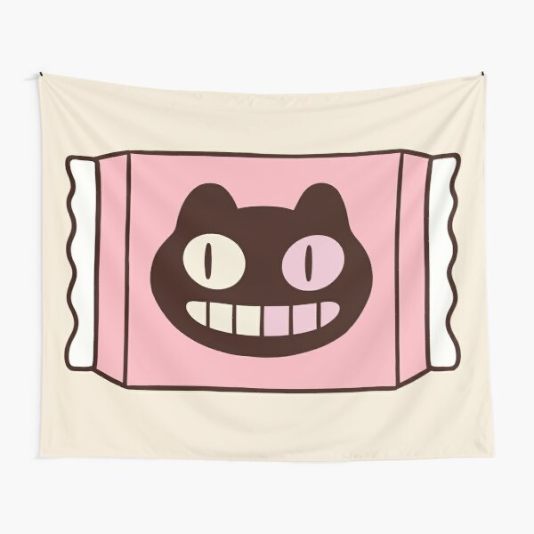 Cookie Cat from Steven Universe Tapestry