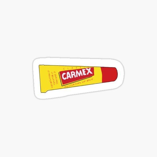 Carmex Chapstick Clipart Sticker Sticker