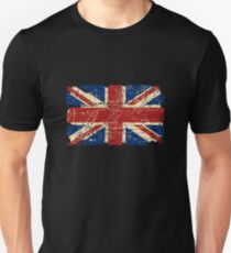 United Kingdom - Union Jack Flag Unisex T-Shirt