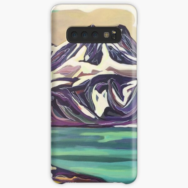High Tarn at Monica Meadows Samsung Galaxy Snap Case