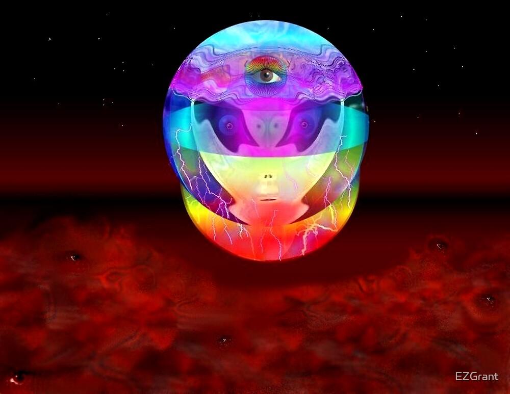 Eye-Aye-I by EZGrant