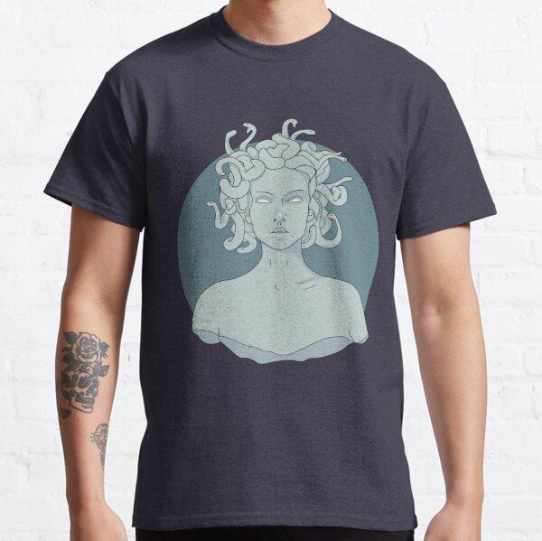 Busto de medusa Camiseta clásica