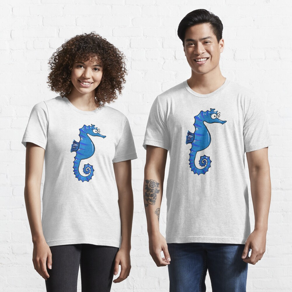 Seymour the Seahorse Essential T-Shirt