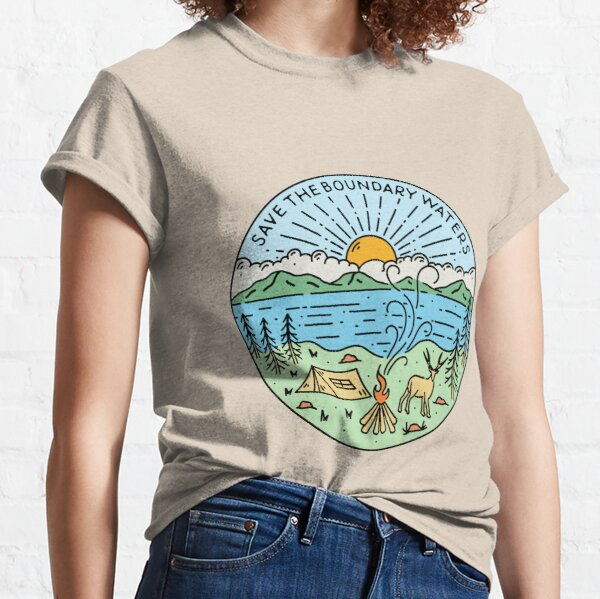 Save the Boundary Waters Classic T-Shirt
