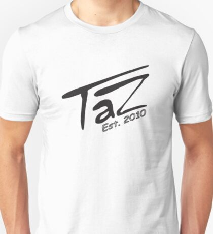 Taz Established in 2010 T-Shirt
