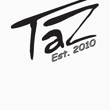 Taz Established in 2010 by snapperk9