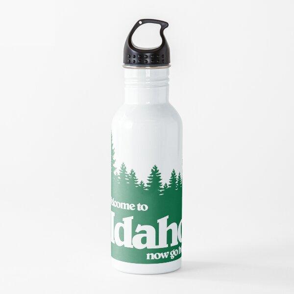 Bienvenido a Idaho-Pines Botella de agua