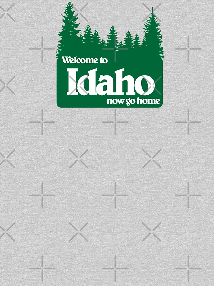 Welcome to Idaho-Pines by GrumpyDog