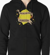 One Million Years Dungeon Zipped Hoodie