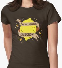 One Million Years Dungeon Women's Fitted T-Shirt