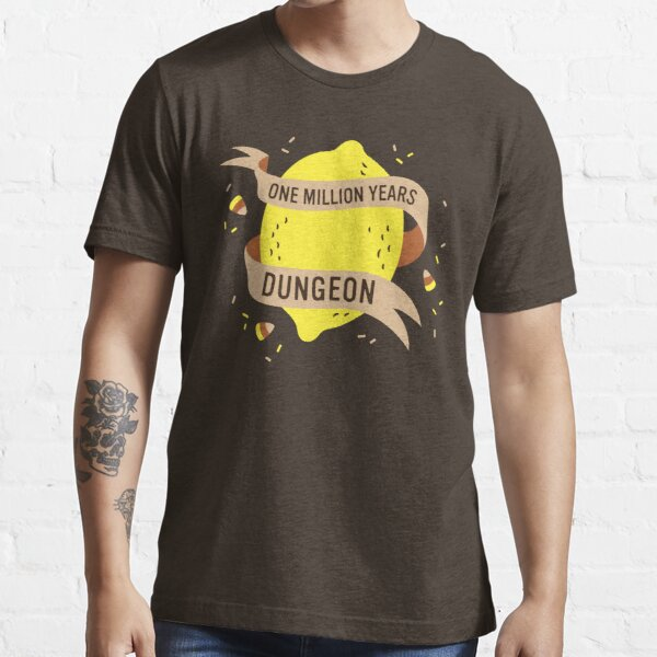 One Million Years Dungeon Essential T-Shirt