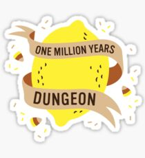 One Million Years Dungeon Sticker