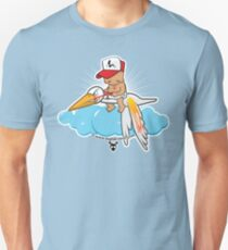 Bubs is on his way Unisex T-Shirt