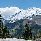 Mount Baker by Jim Stiles