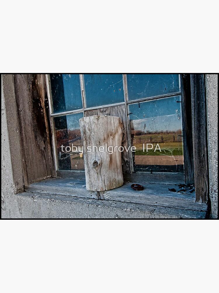 A Reflection on Jim's Farm by tobysnelgrove