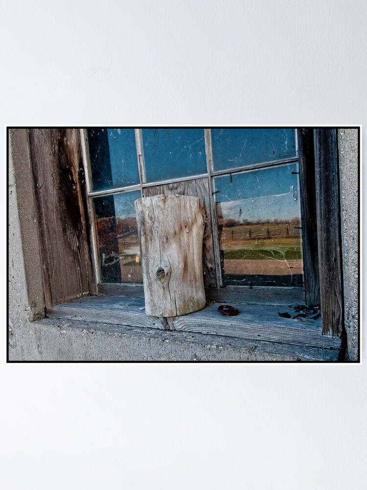 Alternate view of A Reflection on Jim's Farm Poster