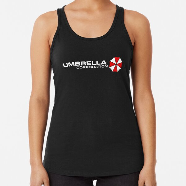 Umbrella Corporation Racerback Tank Top
