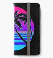 Endless Summer (Vaporwave) iPhone Wallet/Case/Skin