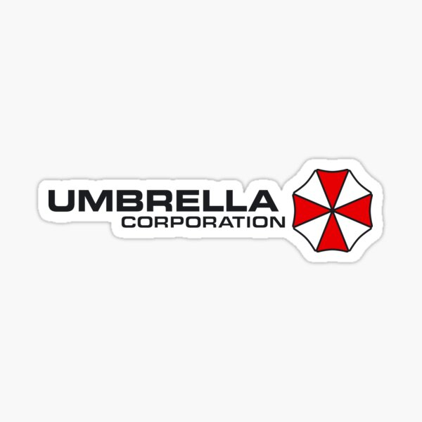 Umbrella Corporation Sticker