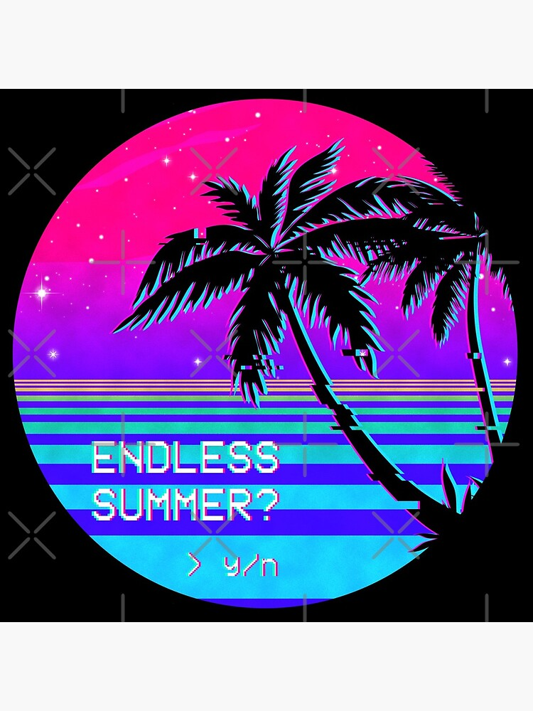 Endless Summer (Vaporwave) by forge22