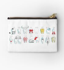 Dental Definitions Studio Pouch