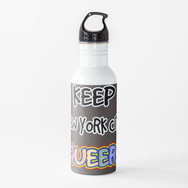 Keep New York City Queer! Water Bottle