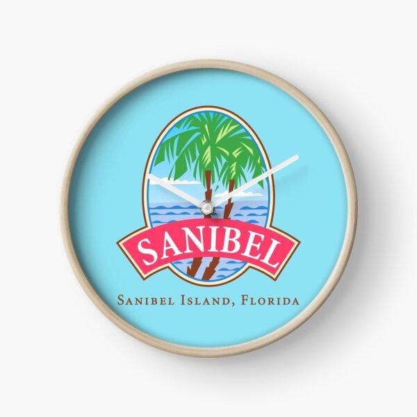 Île de Sanibel Horloge