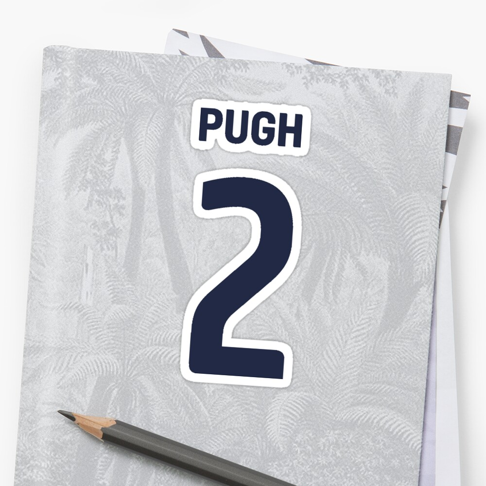 PUGH Sticker