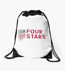 FOUR STARS Drawstring Bag