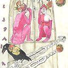 Despair - Sketchbook page 27 by scallyart