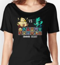 SUMMON FIGHTER Women's Relaxed Fit T-Shirt