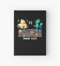 SUMMON FIGHTER Hardcover Journal
