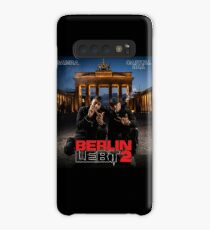 Berlin lives 2 album Merch Case/Skin for Samsung Galaxy