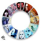 The Colour Wheel of Defiance by studioofmm
