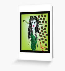 Eve Greeting Card
