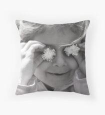 Heartsong Throw Pillow
