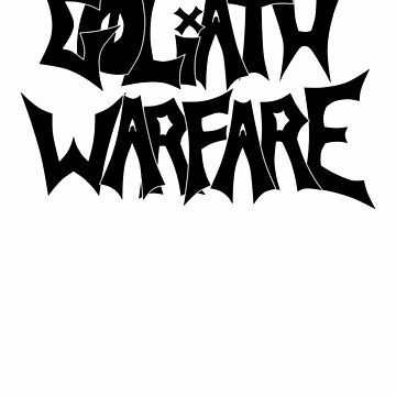 Goliath Warfare (Black) by SpookiBoo